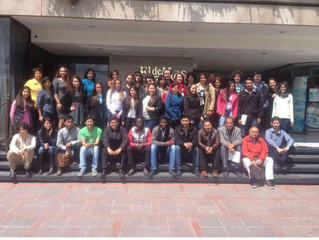 Reunión Regional de Asesores en Superación. (SLP, RIO, QRO,MATE, LAGOS)