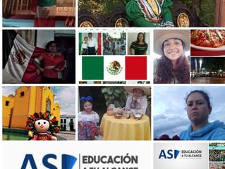 """""""Mi orgullo por México"""" todo un éxito, felicidades a los participantes."""