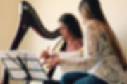 Harp Teacher