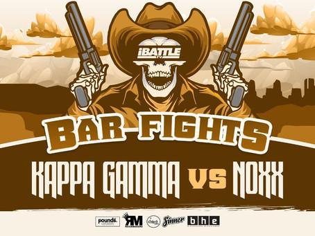 Noxx VS Kappa Gamma | One-Round Exhibition