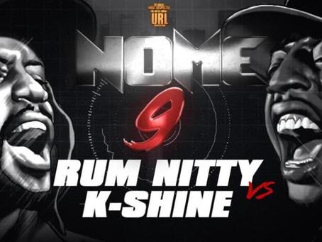 K-Shine VS Rum Nitty | Round by Round Analysis