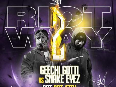 Geechi Gotti VS Snake Eyez | Round by Round Analysis