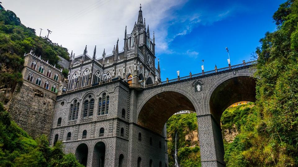Las Lajas-basiliek