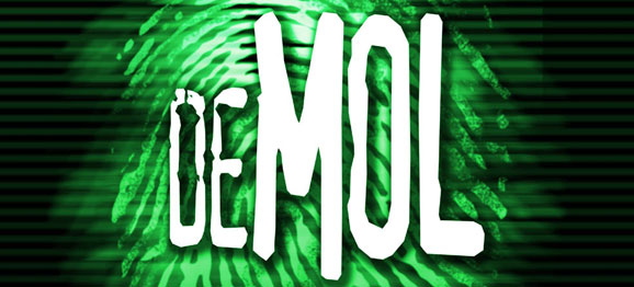 Logo Wie is de Mol