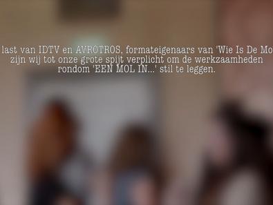 Fanserie EEN MOL IN... stopt op last van IDTV en AVROTROS