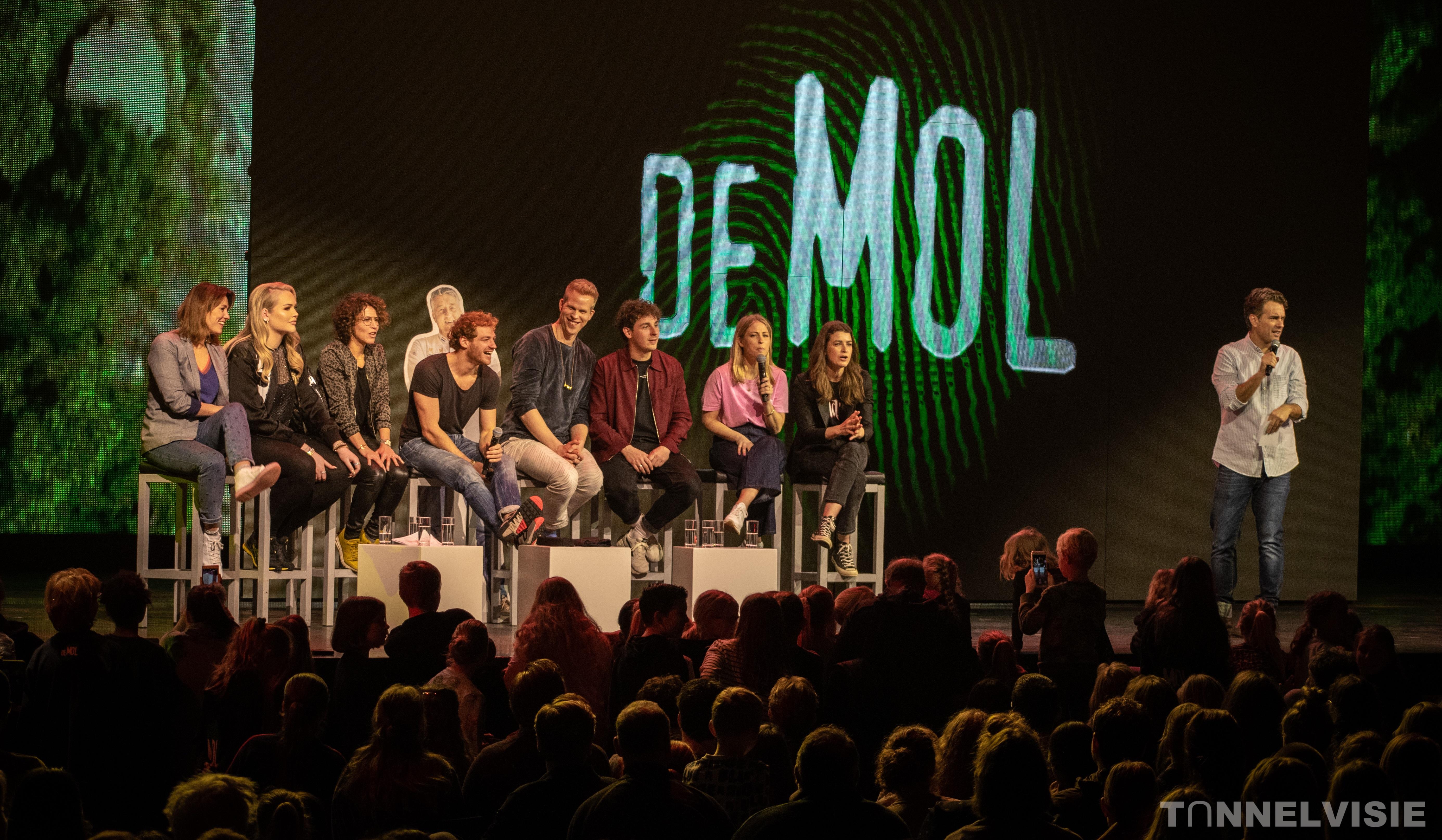 Wie is de Mol? Fandag 2019