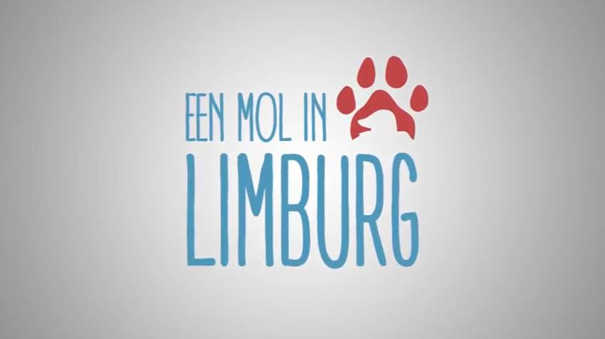 Het logo van Een Mol in Limburg