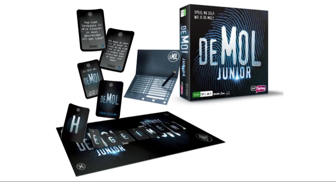 WIe is de Mol? Junior-bordspel