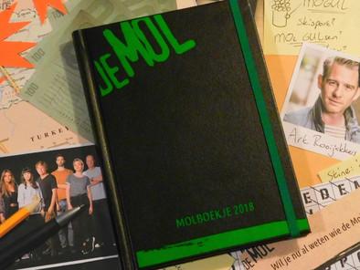 Recensie Molboekje 2018: Leuk boekje, maar waar is de locatie?