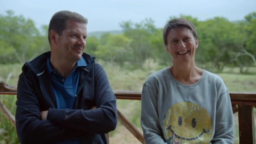 Robin en zijn vrouw