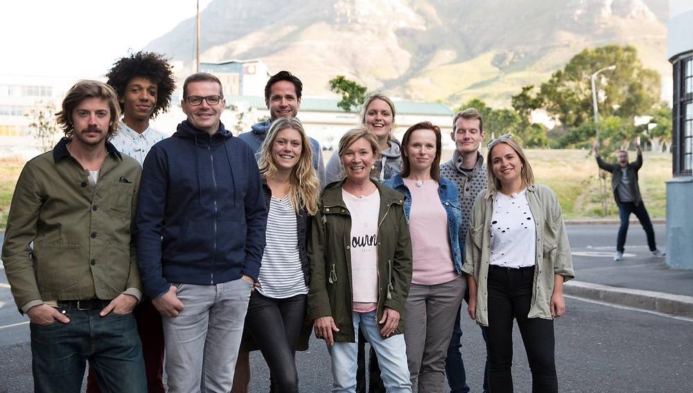 De groep van De Mol 2017