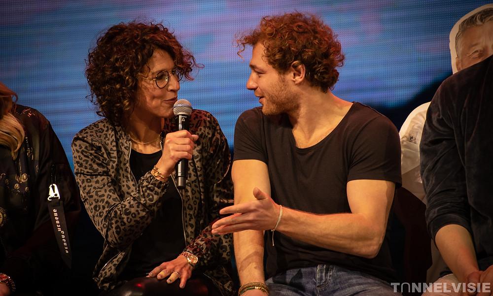Evelien en Jamie