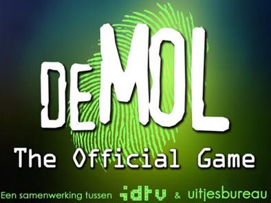 Open inschrijving voor officieel Wie is de Mol?-spel