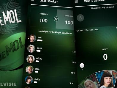 Nieuw in de Wie is de Mol?-app: de Molbonus