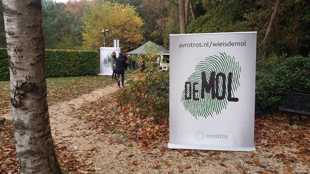 Banner Wie is de Mol?