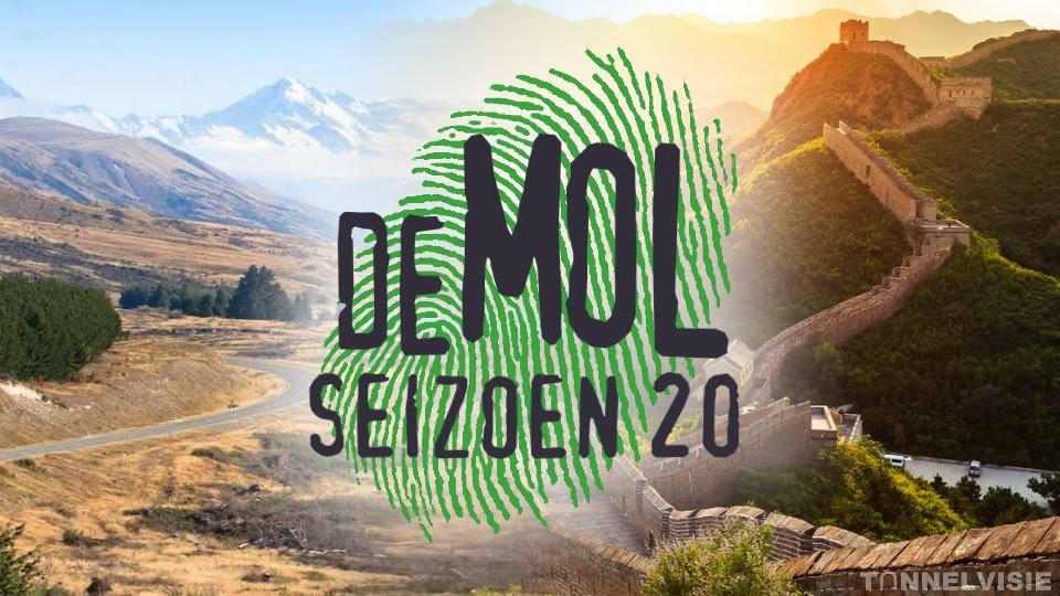 Wie is de Mol? 2020