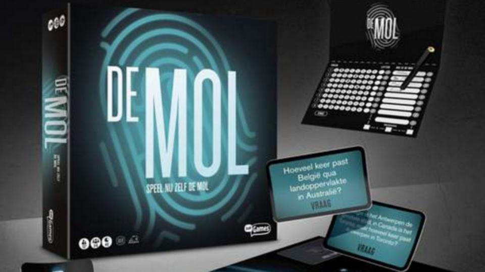 De Mol-bordspel