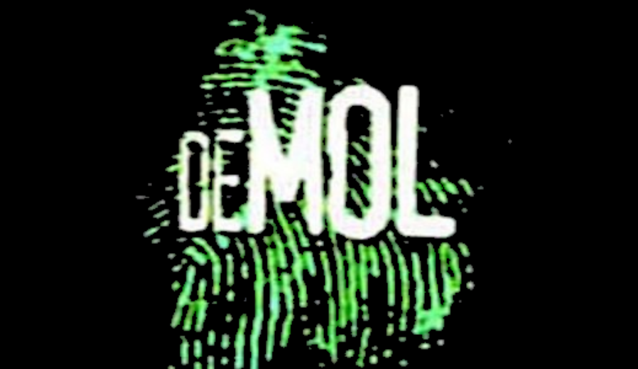 Logo Wie is de Mol?