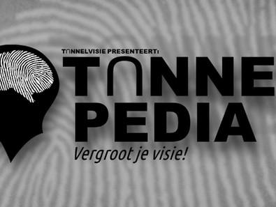 Nieuw van Tunnelvisie: Tunnelpedia!