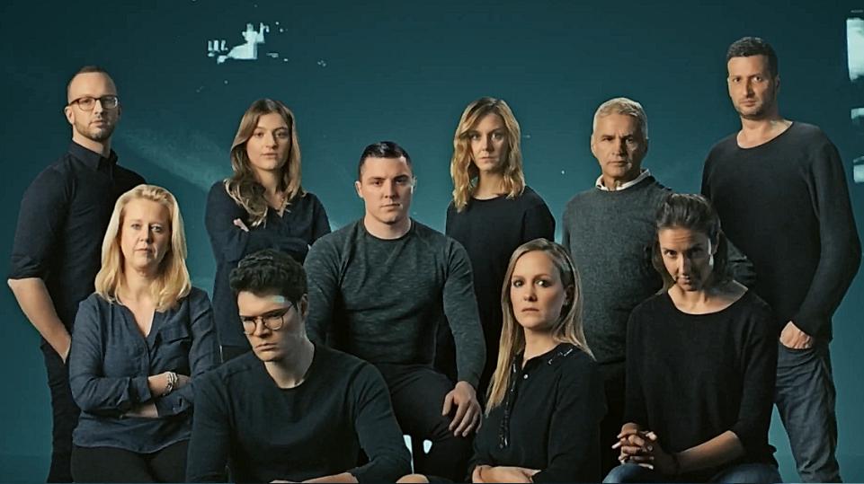 Groepsfoto De Mol 2019