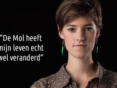 Wie is de Mol volgens Hanne Vanhaesebrouck?