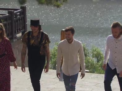 Finale seizoen 20 toch met vier kandidaten