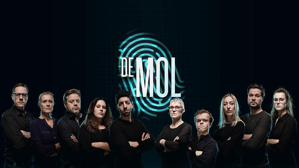De kandidaten van De Mol 2020