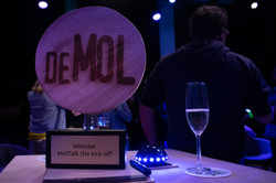 MolTalk the Kick-Off Wisselbokaal