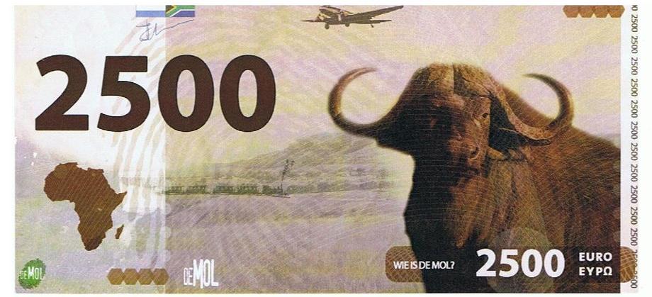 Geldbriefje | Seizoen 13