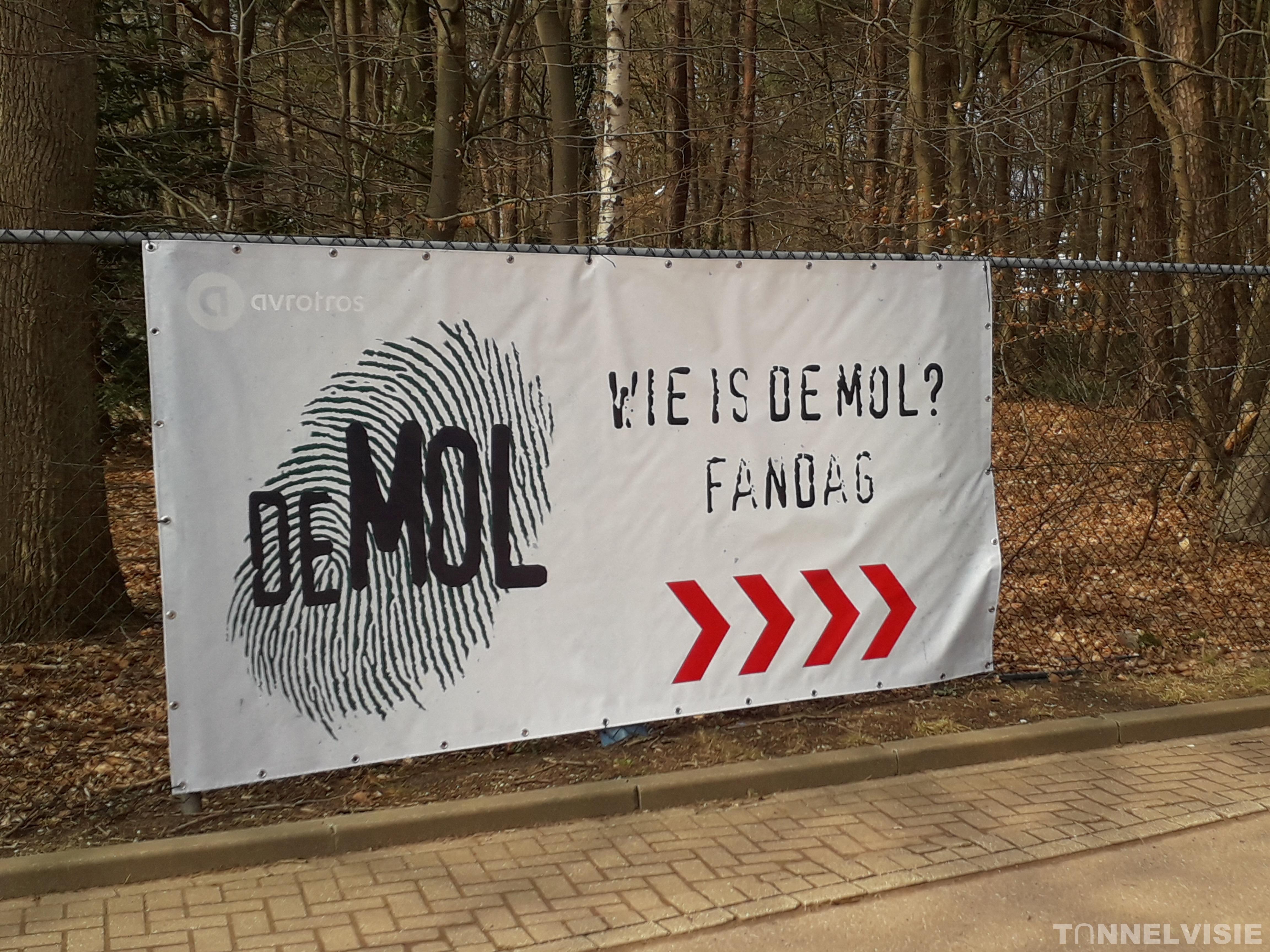Wie is de Mol? Fandag 2018
