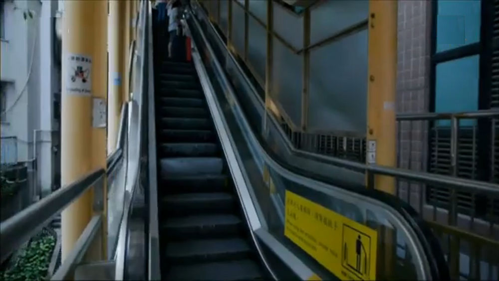 Langste roltrap ter wereld