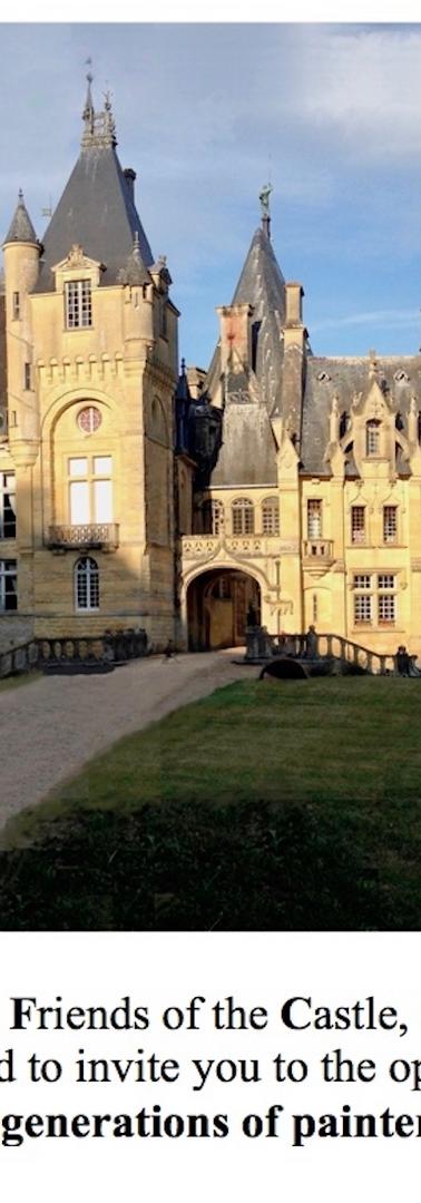 Castel of Prye Burgundy
