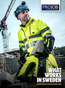 PROJOB WORKWEAR Katalog 2020