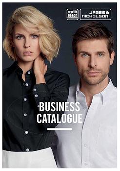 JAMES NICHOLSON BUSINESS Katalog 2021