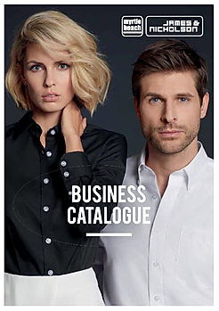 JAMES NICHOLSON BUSINESS Katalog 2020