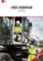 ENGEL WORKWEAR SAFETY Katalog 2019 Cover
