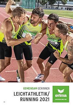 ERIMA Leichtathletik Running Katalog 2021