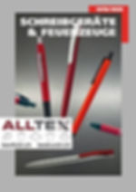 ALLTEX SCHREIBGERÄTE Katalog 2020