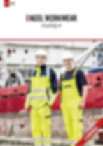 ENGEL WORKWEAR SAFETY Katalog 2020