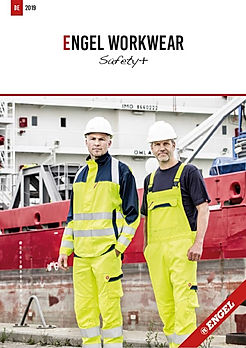 ENGEL WORKWEAR SAFETY Katalog 2020