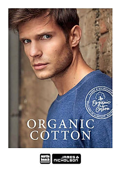 JAMES NICHOLSON ORGANIC COTTON Katalog 2020