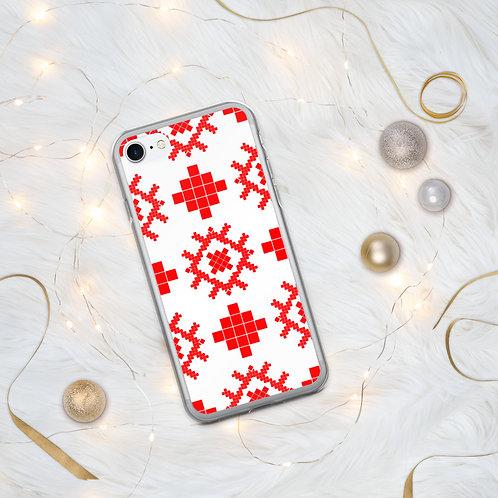 Slavic Symbol iPhone Case