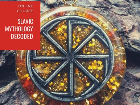 What about Slavic mythology?