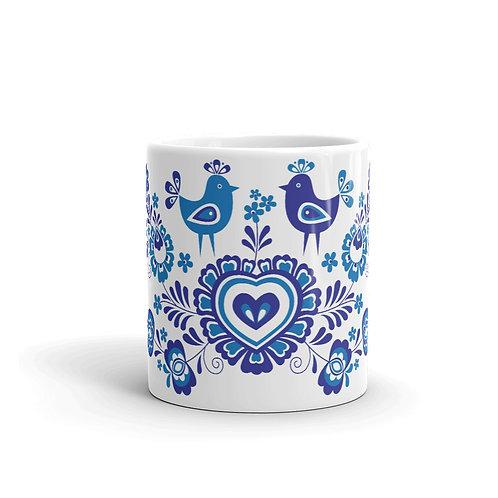 Slavic Print Mug