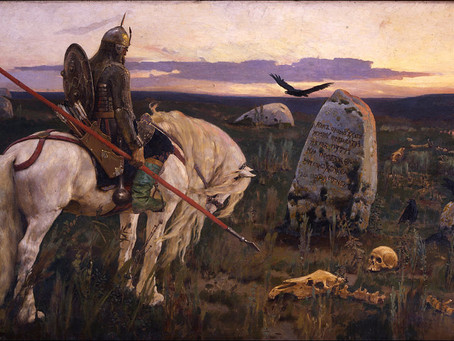 Where do Slavs come from?