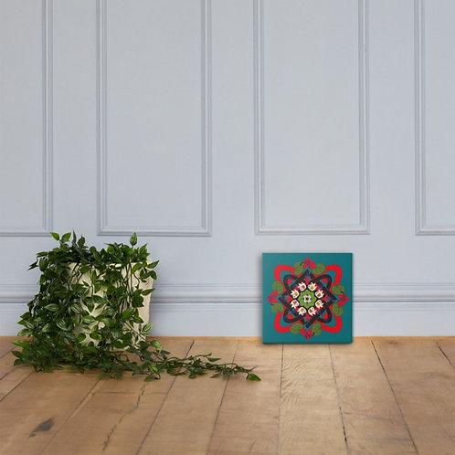 Lada's Mandala Canvas