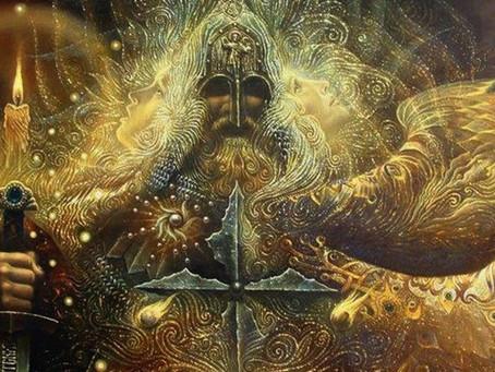 Slavic mythology: Rod, and the birth of a new universe