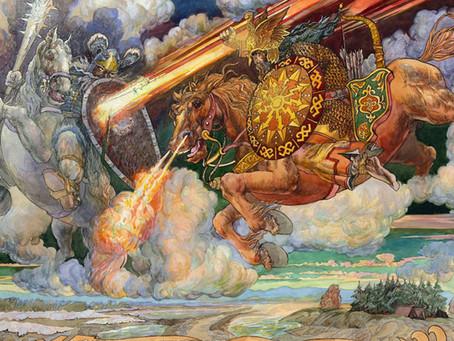 Slavic mythology: Meet Perun, the thunder god