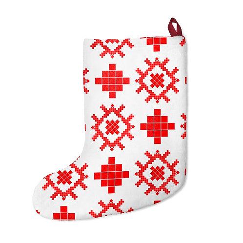 Slavic Christmas Stockings