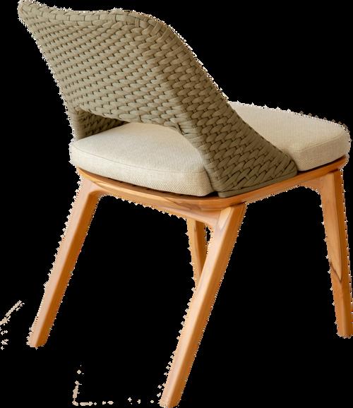 Cadeira sem braço Vereda
